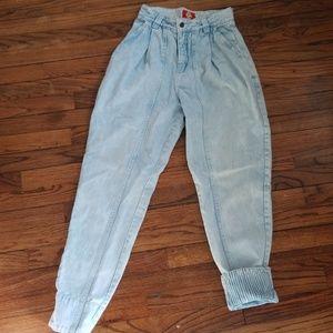 Denim - Vintage mom jeans